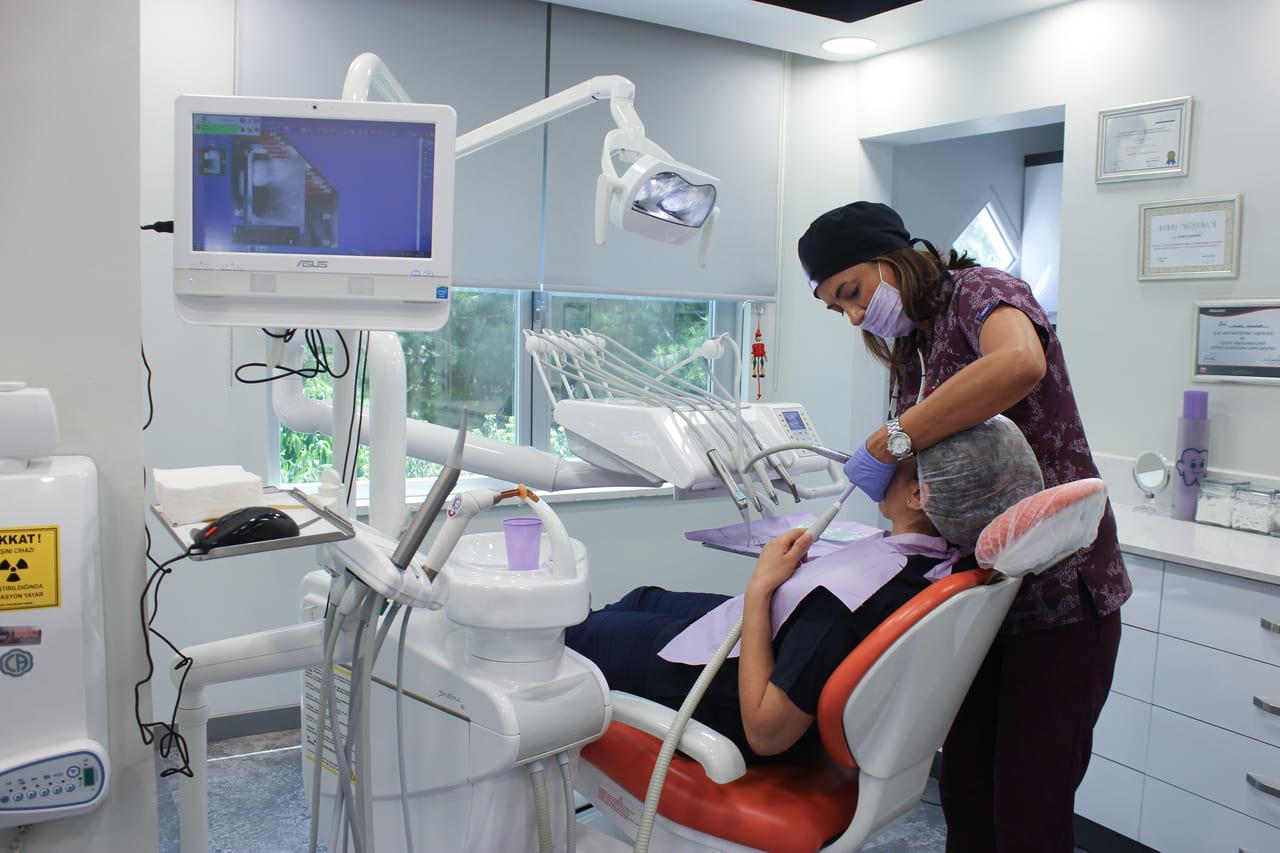 Photos de la clinique à Antalya